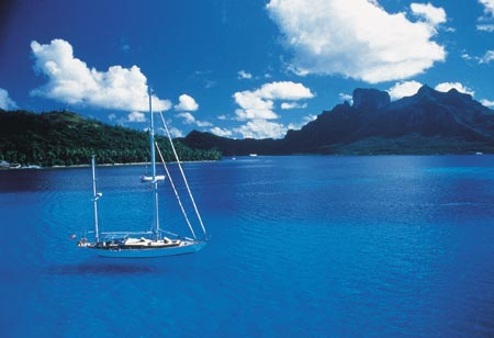 Photo courtesy of Tahiti Tourisme
