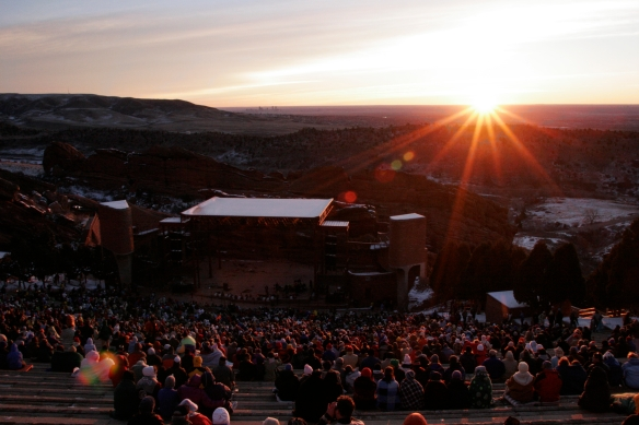 Photo courtesy of Red Rocks