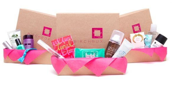 Photo courtesy of Birchbox