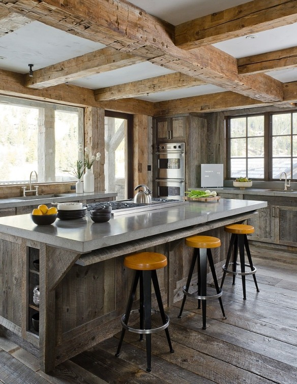 Photo courtesy of On Site Management via Rustic Residence