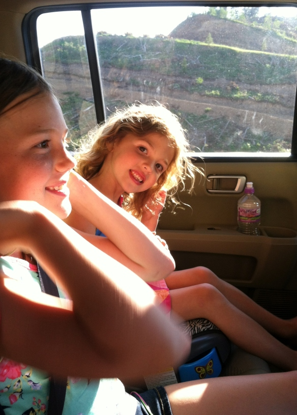 My nieces are my favorite.