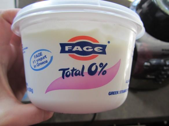 My yogurt of choice.