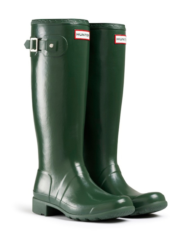 Photo courtesy of Hunter Boots