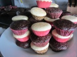 Bake some cupcakes.  I made 10+ dozen mini cupcakes, maybe I went overboard.  Nah.