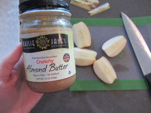 Almond Butter!