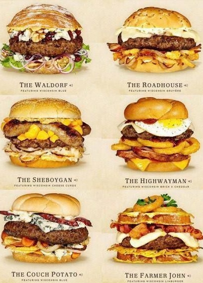 Photo courtesy of Cheese & Burger Society