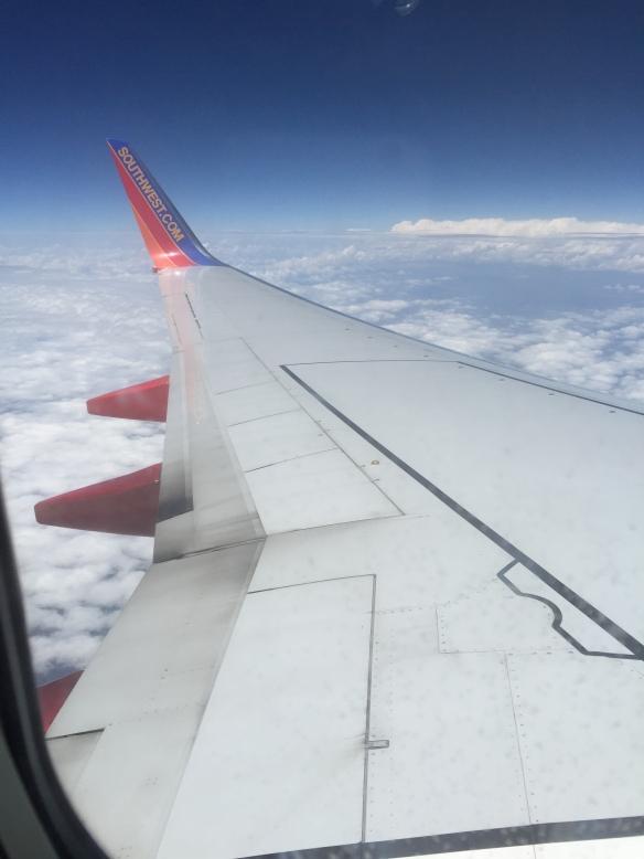 Back to Denver.