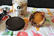 Dipped Waffle Cones | Spoonful of Sugar